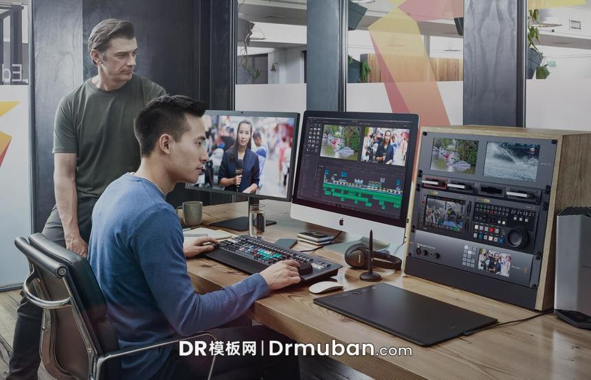 达芬奇软件 DaVinci Resolve Studio 16.1.2 简体中文 Win 免费版下载