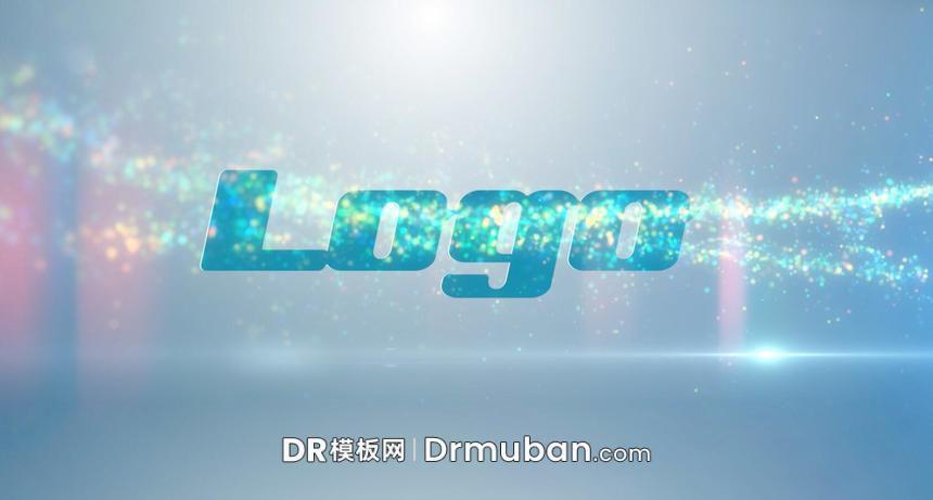达芬奇模板使用教程 | 达芬奇片头模板如何替换LOGO替换文字教程-DR模板网
