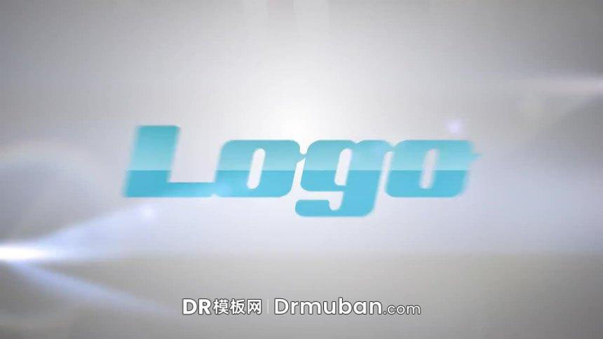 DR模板 达芬奇模板 企业宣传片品牌LOGO转场过渡达芬奇转场模板