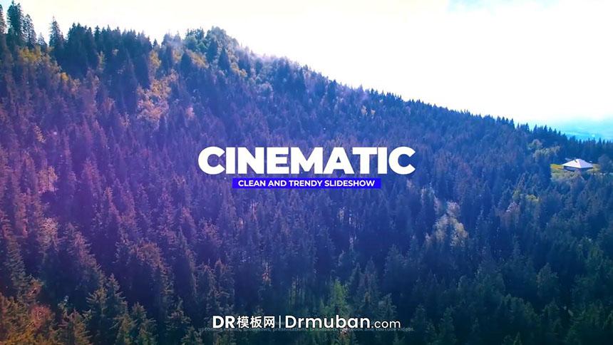 DR模板 电影级梦幻开场视频达芬奇模板下载
