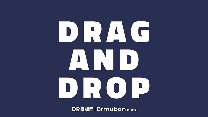 达芬奇预设 时尚动态彩色形状转场过渡DR预设免费下载