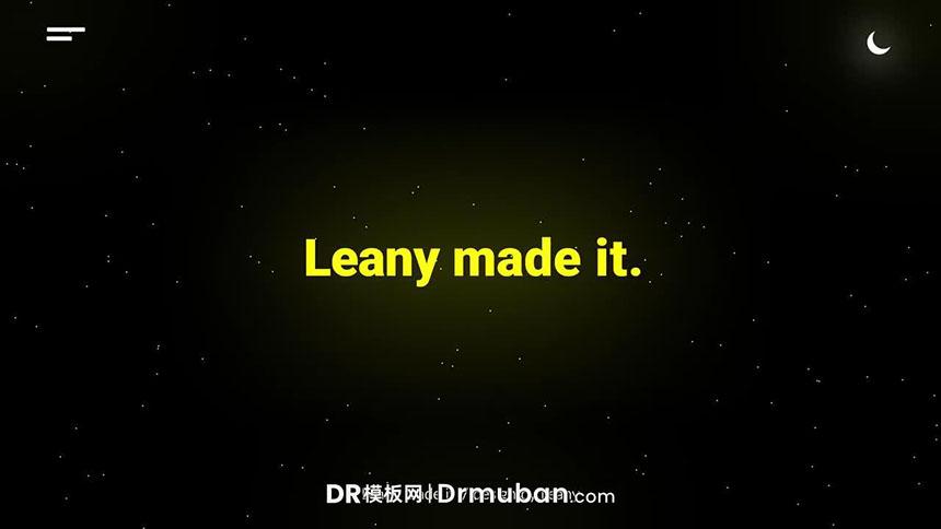 短视频标题DR模板 创意文本动画达芬奇模板下载