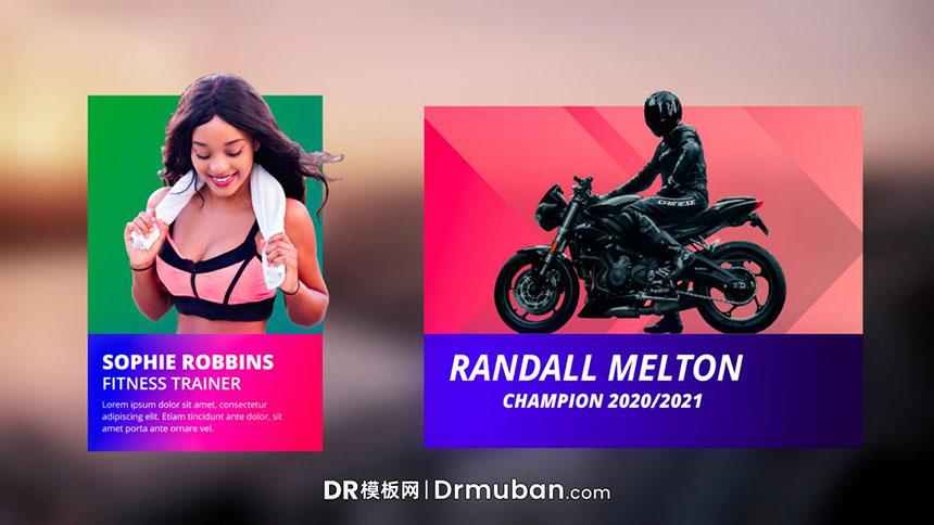 达芬奇预设 时尚短视频介绍动态字幕DR预设下载