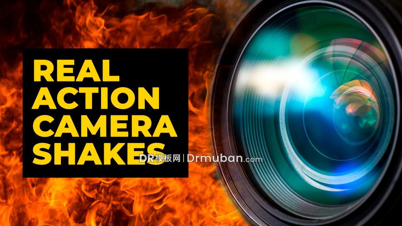 达芬奇预设 相机摇晃vlog短视频特效DR预设下载-DR模板网