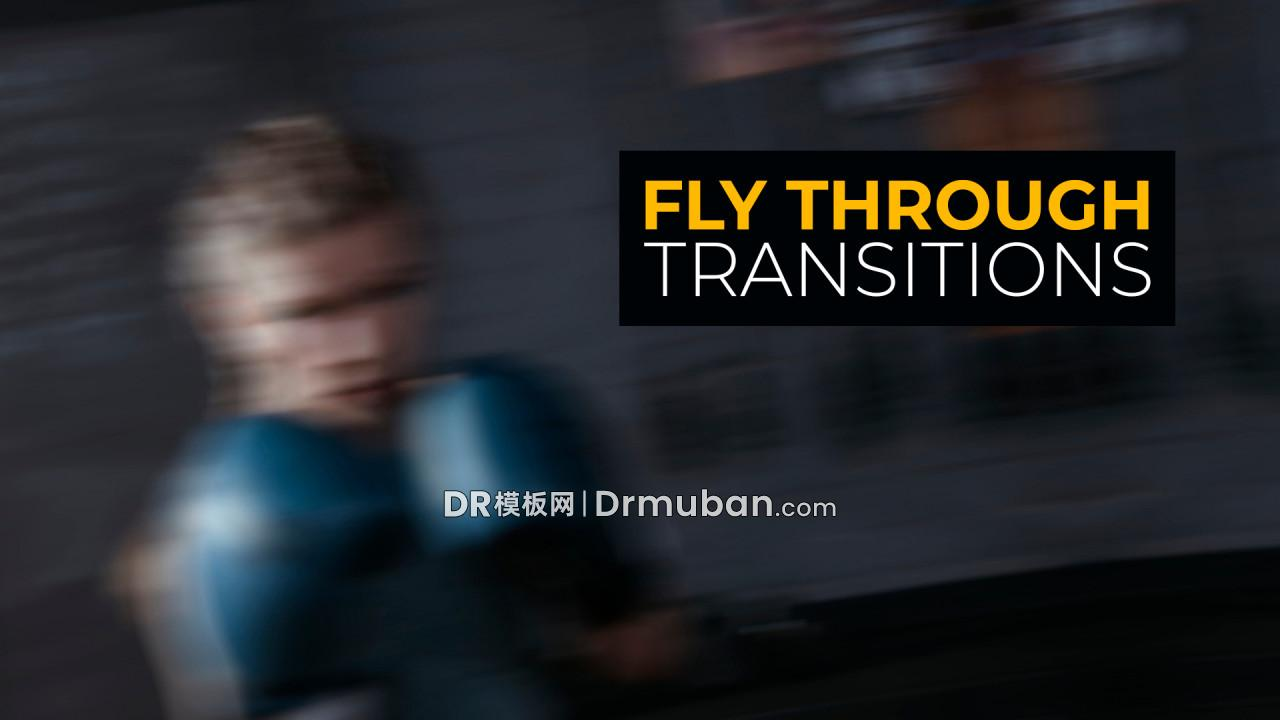 达芬奇预设 16个创意短视频过渡转场DR预设下载